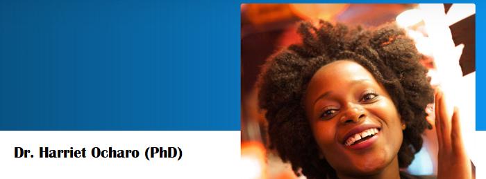 Dr. Harriet Ocharo